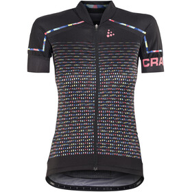 Craft Empress SS Jersey Women Black/Multi